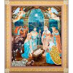 "Nativity Scene - Diamond Dotz Diamond Embroidery Facet Art Kit 37.25""X43.25"""
