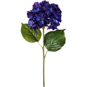 Blue/Purple - Vineyard Hydrangea Spray 21""