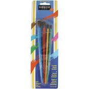 Natural Hair Beginner Brush Set 4/Pkg