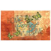 """Home Sweet Home - Door Mat 18""""X30"""""""