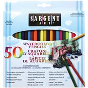 Watercolor Pencils 50/Pkg