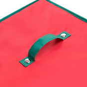 """Red, 31.75""""X13.25""""X11.5"""" - Elf Stor Wrapping Paper Box"""