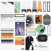 Spellbound Tags & Labels - Fancy Pants