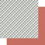 Hustle & Bustle Paper - Holiday Hustle - Fancy Pants - PRE ORDER