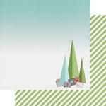 O Christmas Tree Paper - Holiday Hustle - Fancy Pants