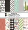 Holiday Hustle 6 x 6 Paper Pad - Fancy Pants