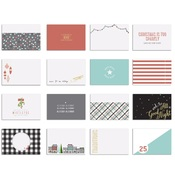 Holiday Hustle Brag Cards - Fancy Pants