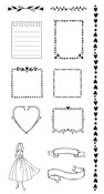 Frames Stamps - Julie Nutting