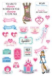 Fairytales Planner Stickers - Julie Nutting
