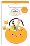 Trick Or Treats Doodle-pops - Doodlebug