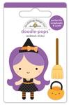 Wanda Witch Doodle-pops - Doodlebug