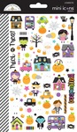 Booville Mini Icon Stickers - Doodlebug