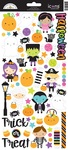 Booville Icon Sticker Sheet - Doodlebug