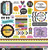 Booville This & That Sticker Sheet - Doodlebug