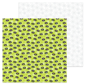Spunky Spiders Paper - Booville - Doodlebug