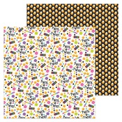 Dandy Candy Paper - Booville - Doodlebug