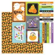 Pick-A-Pumpkin Paper - Booville - Doodlebug