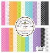 Booville Petite Assortment Paper Pack - Doodlebug
