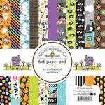 Booville 6 x 6 Paper Pad - Doodlebug