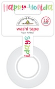 Happy Holidays Washi Tape - Doodlebug