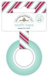Peppermint Twist Washi Tape - Doodlebug