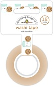 Milk & Cookies Washi Tape - Doodlebug