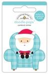 Santa Visit Doodlepops - Doodlebug