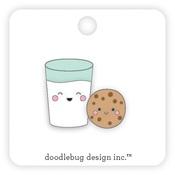Milk & Cookies Collectible Pin - Doodlebug - PRE ORDER