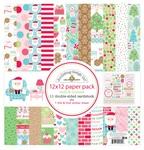 Milk & Cookies Paper Pack - Doodlebug - PRE ORDER