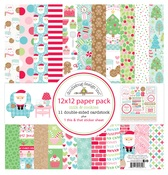 Milk & Cookies Paper Pack - Doodlebug