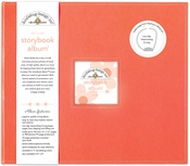 Coral Storybook 12 x 12 Album - Doodlebug