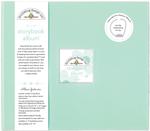 Mint Storybook 12 x 12 Album - Doodlebug