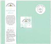 Mint Storybook 12 x 12 Album - Doodlebug
