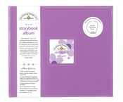 Lilac Storybook 12 x 12 Album - Doodlebug
