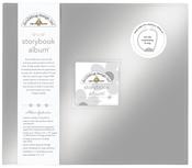 Silver Storybook 12 x 12 Album - Doodlebug