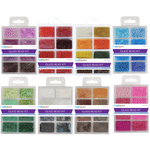 Glass Bead Kit, Bundle of 8
