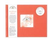 Coral Storybook 8 x 8 Album - Doodelbug
