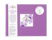 Lilac Storybook 8 x 8 Album - Doodelbug