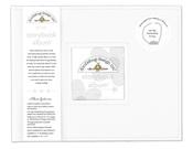 Lily White Storybook 8 x 8 Album - Doodelbug