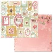 Magic Paper - Carousel Christmas - Bo Bunny
