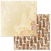 Peace Paper - Carousel Christmas - Bo Bunny