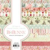Carousel Christmas 6 x 6 Paper Pad - Bo Bunny