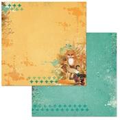 Dreams Of Autumn Paper - Bo Bunny