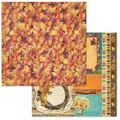 Breathtaking Paper - Dreams Of Autumn - Bo Bunny