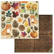 Noteworthy Paper - Dreams Of Autumn - Bo Bunny