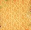 Pinecones Paper - Dreams Of Autumn - Bo Bunny