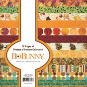 Dreams Of Autumn 6 x 6 Paper Pad - Bo Bunny