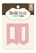 Nested Banner Dies - Bo Bunny