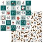 Countdown Paper - Fa La La - Bo Bunny