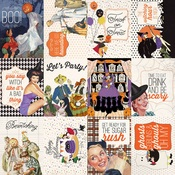 Bewitched Eight Paper - Authentique
